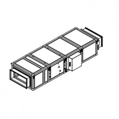 Breezart 6000 Lux W 60 - 380/3