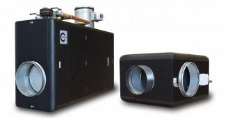 Capsule Pool 600 W система вентиляции и осушения для бассейна с водяным нагревателем