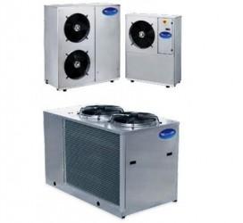 Чиллеры с воздушным охлаждением конденсатора HWA/WP 24-40 S/K/P