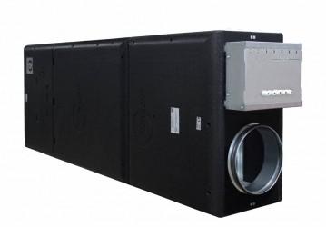 i-vent-500 E приточная установка с высокой фильтрацией воздуха с электрическим нагревателем