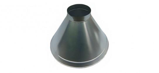 Круглый зонт диаметр 500