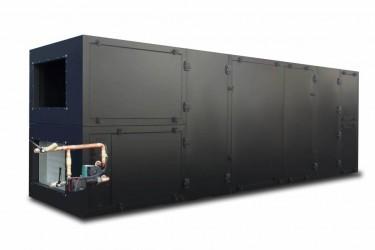 Notos 2500 WD климатическое оборудование с рекуперацией и компрессором для бассейна
