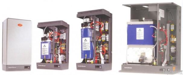 Паровые электрические увлажнители (HeaterSteam - UR)