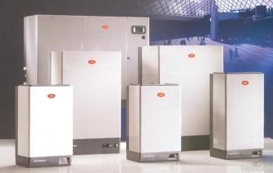 Паровые электродные увлажнители (HumiSteam - UE, CompactSteam - CH)