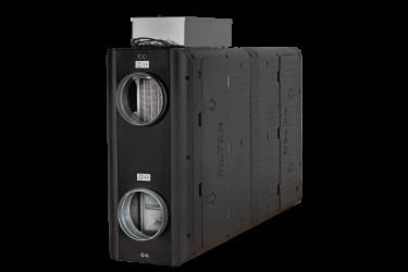 Zenit 300 Standart вентиляционная приточно-вытяжная установка с рекуперацией тепла и влаги