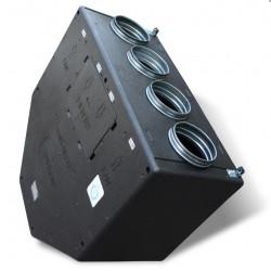 Zenit 350 heco вентиляционная приточно-вытяжная установка с рекуперацией тепла и влаги