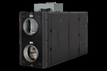 Zenit 500 Standart вентиляционная приточно-вытяжная установка с рекуперацией тепла и влаги