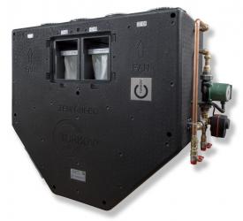 Zenit 550 heco W вентиляционная приточно-вытяжная установка с рекуперацией с водяным нагревателем